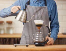 قهوه چی یا باریستا