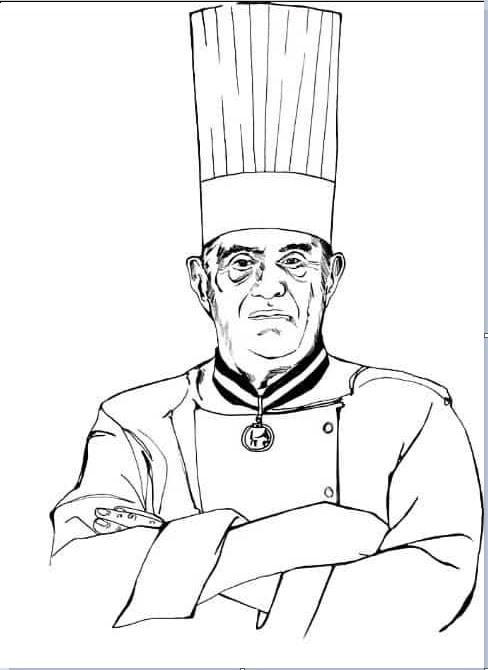 پتانسیل یک آشپز